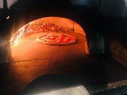 Woodfired oven,