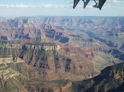 Grand Canyon från luften