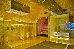 Private Spa with sauna & steam bath