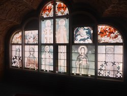 Lovely Stained Glass