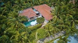 Ocean Pool Villa 3bedroom/Private pool