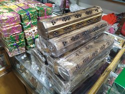 Beautiful wooden incense boxes... Super quality....