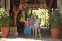 Our clients at kibo Safari Camp