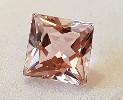 Cut gemstones for jewellery
