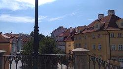 Прага...