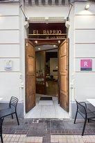 imagen El Barrio de San Roque en Cartagena