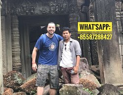 Siem Reap Tuk Tuk Driver Service