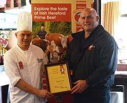 Recognition for our focus on quality beef