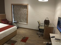 room withe required facilities