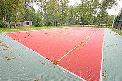 Kort tenisowy / boisko do siatkówki