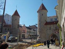 Ulaz u stari Tallin