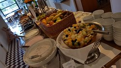 Perfekt läge, fina rum och rejäl frukost