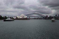 We cannot miss the Sydney Harbour Bridge