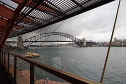Another view of the Sydney Harbour Bridge