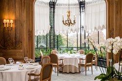 Le Parc Restaurant Les Crayeres