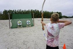 Leer boogschieten als Robin Hood, een leuke activiteit voor het hele gezin!
