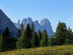 Val Contrin e Sassolungo