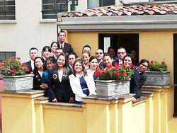 Colaboradores Hotel de La Opera