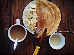The breakfast