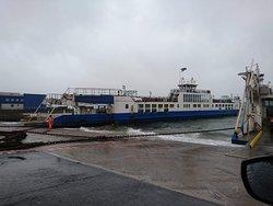 Torpoint ferry, Devonport.