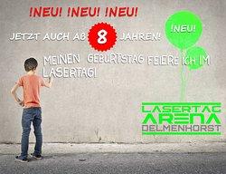 Lasertag Delmenhorst