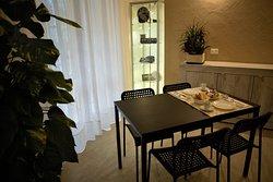 Phalanthos Taranto - Sala colazioni