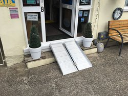 Access for wheelchair to Ground floor room only.