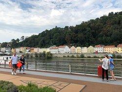 Along the Danube shore