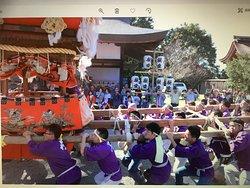 秋祭り Autumn festival