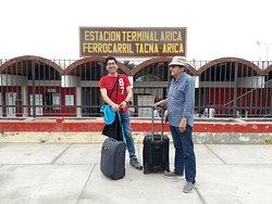 Estación Arica