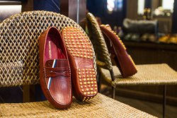 Mojito Loafer - Racing Stripe Collections