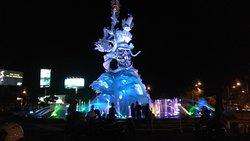 Dewa Ruci Statue