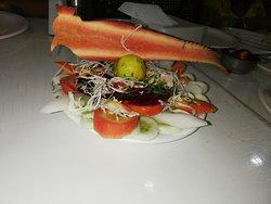 I love the Salad Decoration