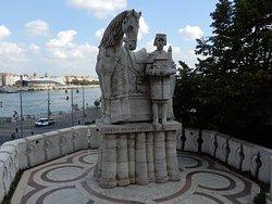 Statue of King Saint Steven