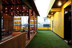 Terrace Cafe Jaipur hostel