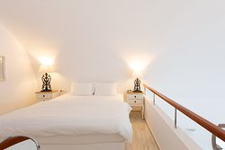 """One bedroom Suite  """"en suite"""" terrace and pool. Fully Autonomous and bio climatic villas, Minimal design with traditional twists."""