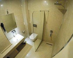 Standart Oda -Banyo