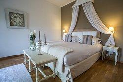 Romantisme et confort Cosy and romantic rooms