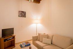 Superior Suite living room area