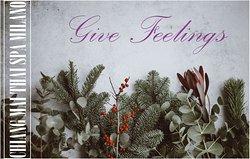 #GIVES FEELINGS