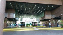 台北市政府正門外