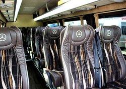 Business Minibus - Interior photo - 8rental.com