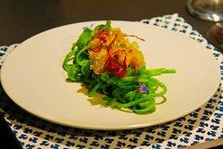 Pasta in salsa verde