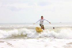 Серфинг в Нячанге