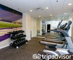 Fitness Center at the Graduate Seattle