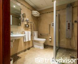 The Standard Handicapped Room at the Hotel El Avenida Palace