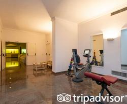Fitness Center at the Conca Park Hotel