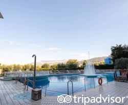 The Pool at the Conca Park Hotel