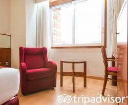 The Double Superior Room at the Senator Barcelona Spa Hotel