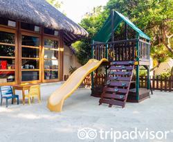 Kids Club at the Four Seasons Resort Maldives at Kuda Huraa